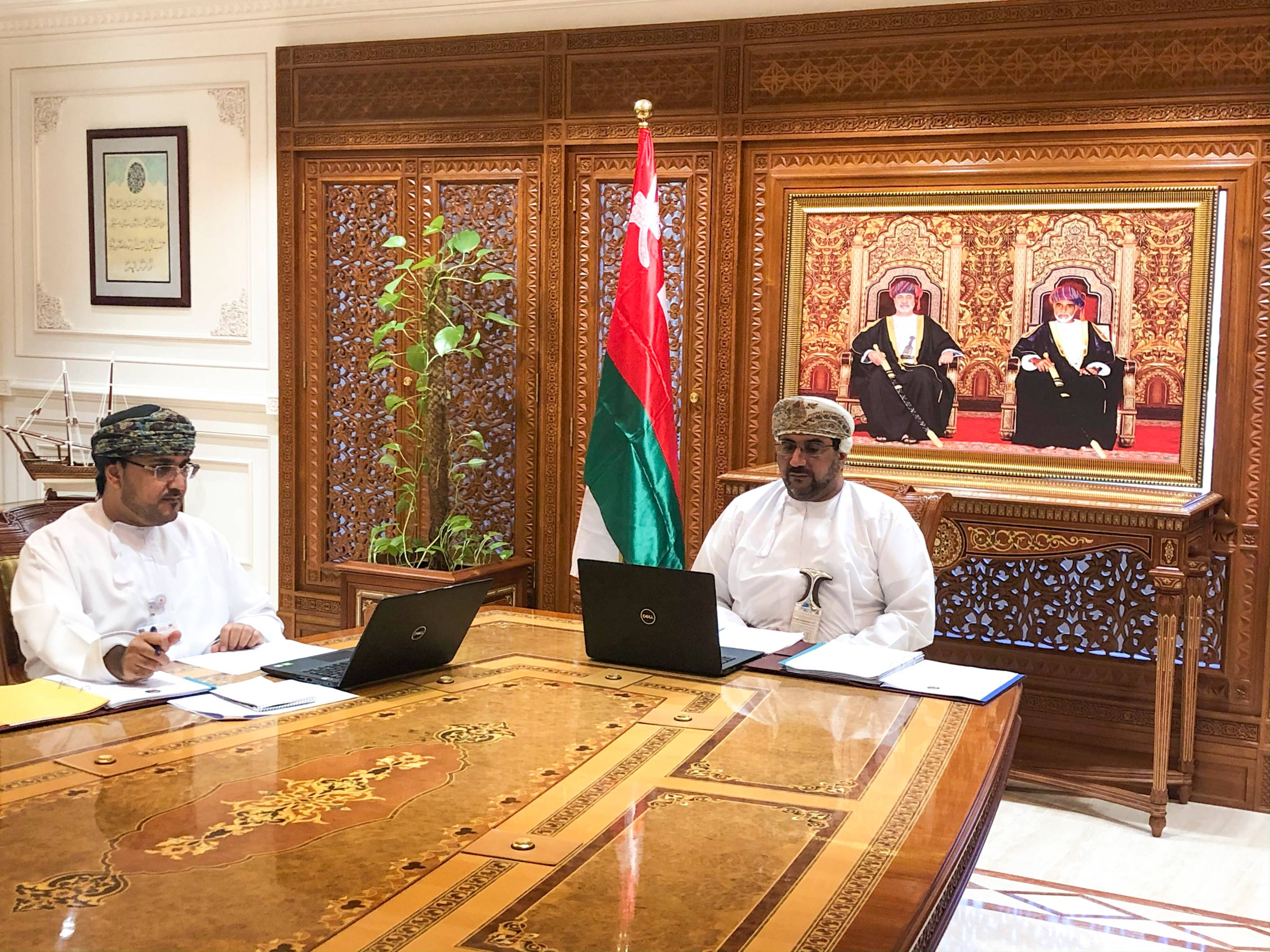 Reviewing Joint Audit, Research and Awareness Activities.. SAI Deputy Chairman Participates in GCC Audit Bureaus Meeting